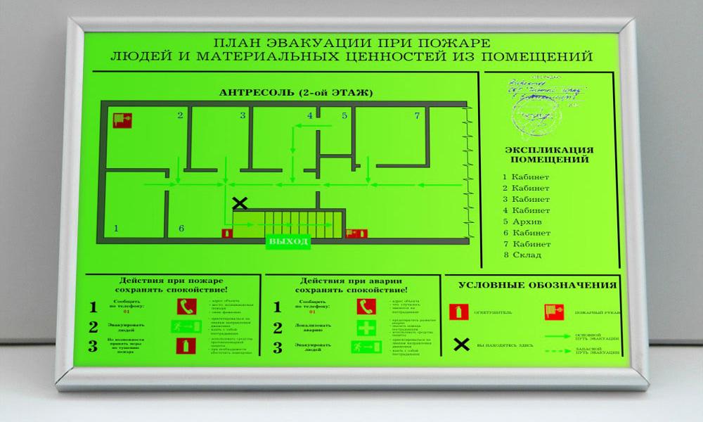 десятки фотолюминесцентное покрытие для схем эвакуации несколько вариантов