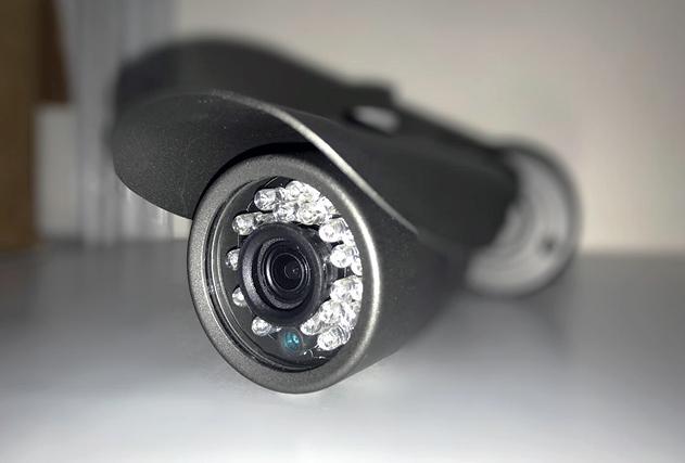 Антивандальная камера